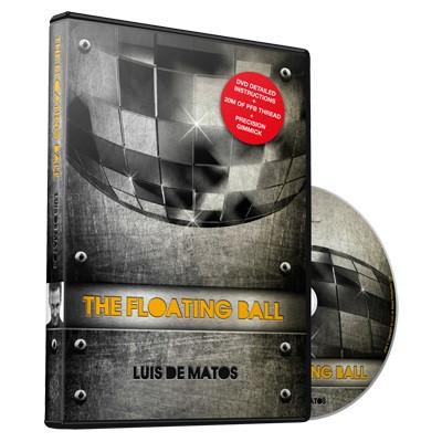 The Floating Ball by Luis De Matos