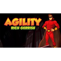 Agility (DVD and Gimmicks) by Rich Gerrish