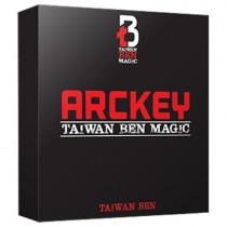 ArcKey Bending Key by Taiwan Ben