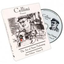 Cellini Art Of Street Performing Vol. 2