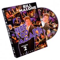 Here I Go Again - Volume 2 by Bill Malone