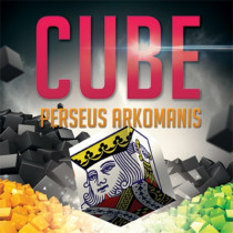 Card Cube by Persus Arkomanis and Alakzam Magic