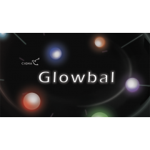 Glowbal 1.75 inch (color changing) single ball by Cigma Magic