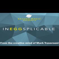 InEGGsplicable (White) by Mark Traversoni
