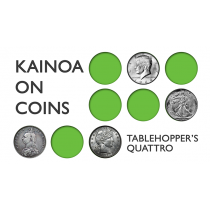 Kainoa on Coins: Tablehopper's Quattro