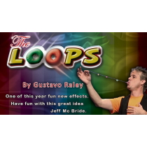The Loops (Gimmicks and Online Instructions) by Gustavo Raley