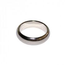 Magnetischer Ring Silber 22 mm - Magnetic Ring