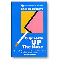 Zigarette in Nase (Cigarette up the Nose)