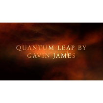 Quantum Leap Red (Gimmicks and Online Instructions) by Gavin James