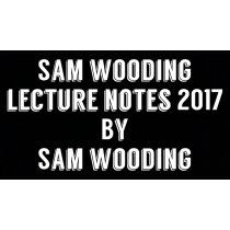 Sam Wooding Lecture Notes 2017 by Sam Wooding eBook DOWNLOAD
