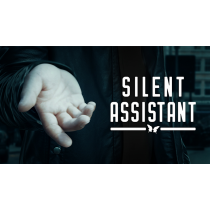 Silent Assistant (Gimmick and Online Instructions) by SansMinds