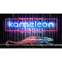 Marchand de Trucs Presents The Kameleon (Gimmicks and Online Instructions) by Pierre-André Gosselin - Trick