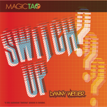 Switch Up (Red) by Danny Weiser and Magic Tao