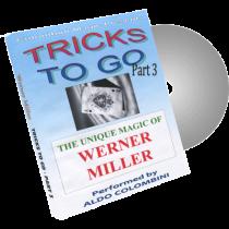 Tricks to Go Vol.3 by Wild-Colombini Magic
