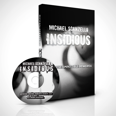 Insidious (DVD & Props) by Michael Scanzello