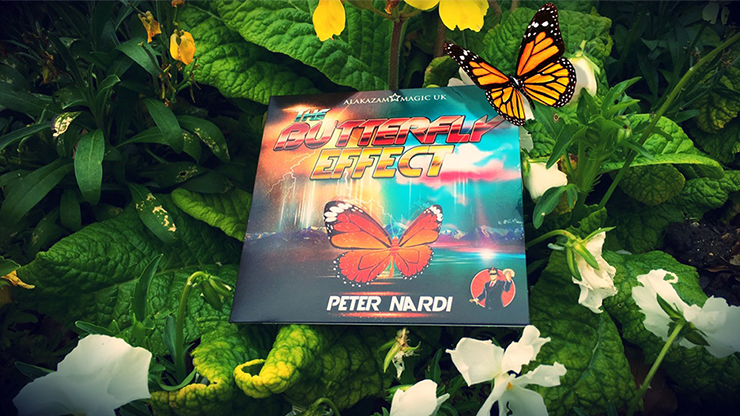 The Butterfly Effect (DVD and Gimmicks) by Peter Nardi