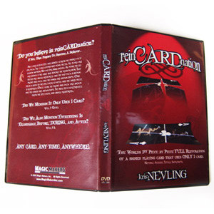 reinCARDnation by Kris Nevling (DVD)