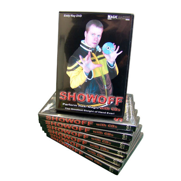 ShowOff With CDs (DVD)