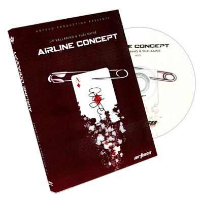 Airline concept Par JP Vallarino and Yuri Kaine