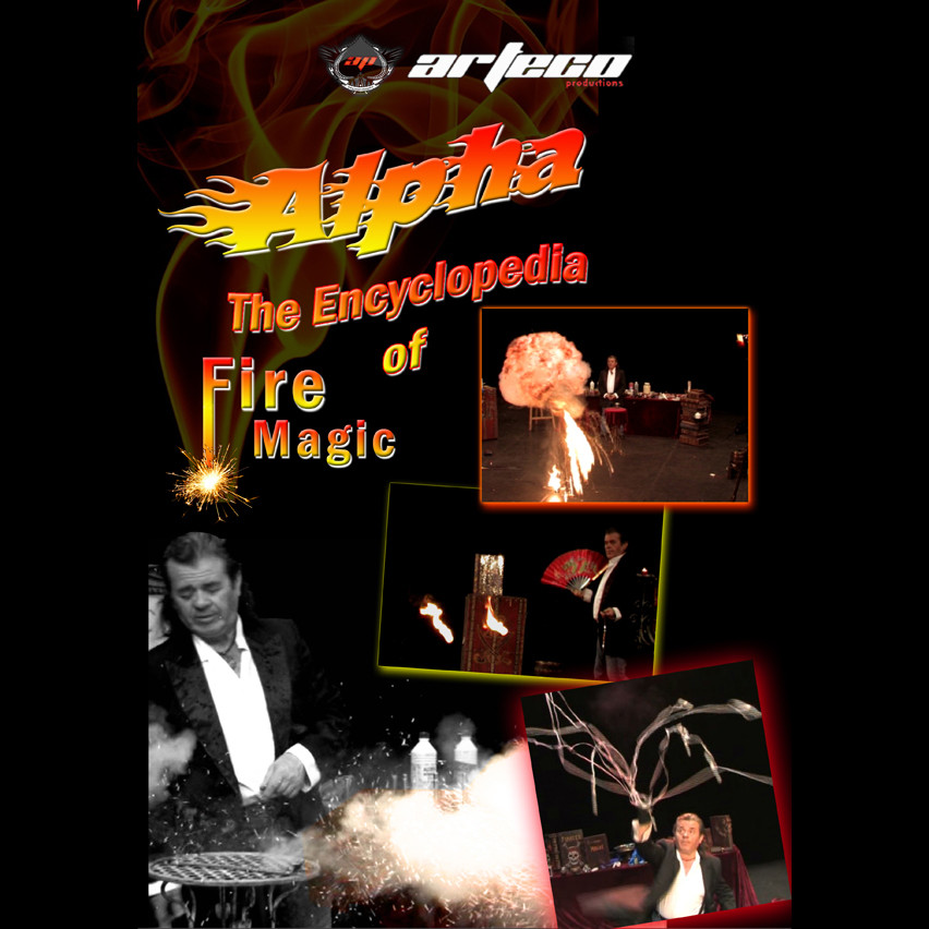 Alpha The Encyclopedia of Fire Magic