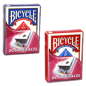 Bicycle deck - Double Face