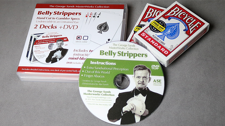 Belly Strippers by Alan Sands