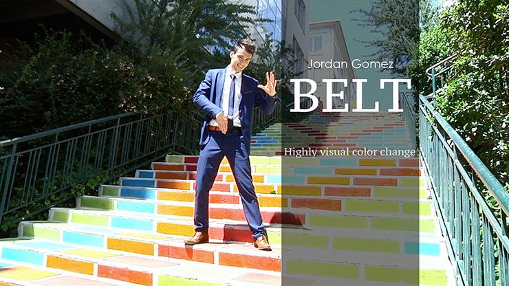BELT (Black) by Jordan Gomez
