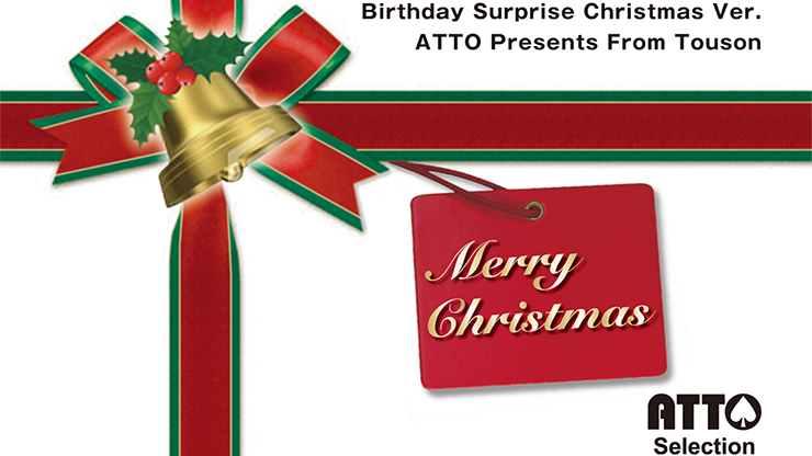 Birthday Surprise Christmas Version by Masuda Magic