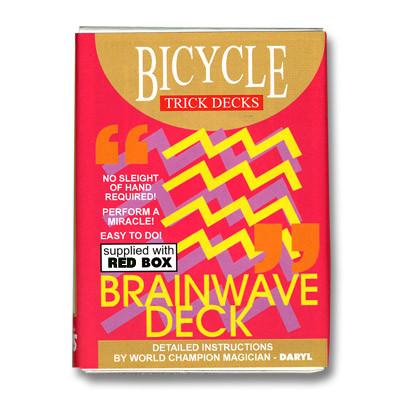 Brainwave Deck Bicycle (Red Case)