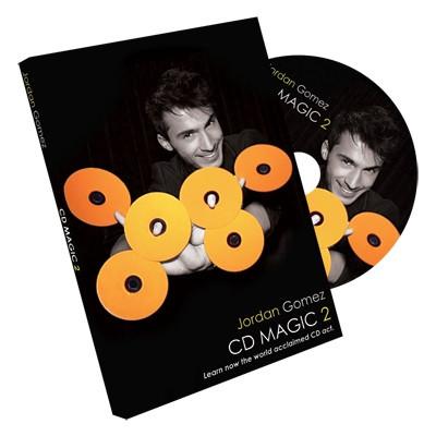 CD Magic Volume 2 by Jordan Gomez