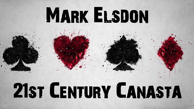 21st Century Canasta by Mark Elsdon