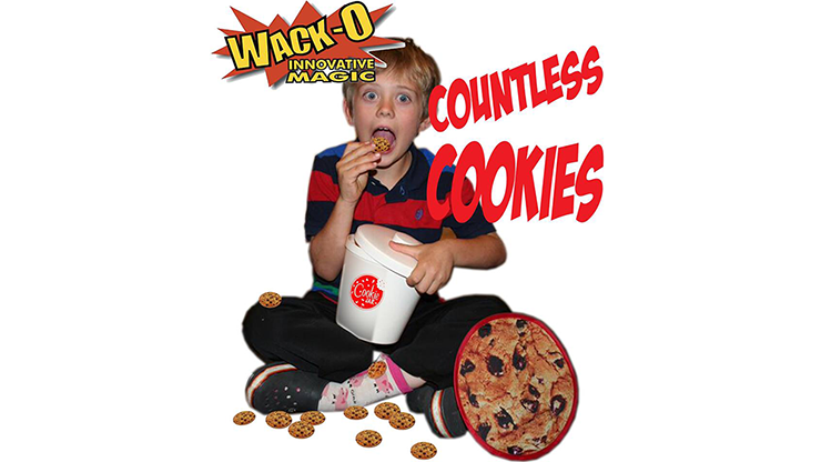 Countless Cookies by Wack-O-Magic