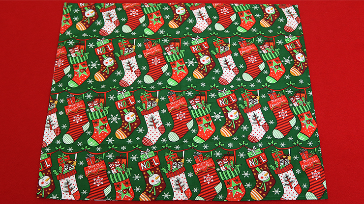 The Christmas Devil's Double Pocket Hanky by Ickle Pickle