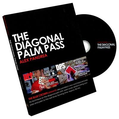 The Diagonal Palm Pass by Alex Pandrea