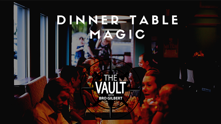 The Vault - Dinner Table Magic (World's Greatest Magic) video DOWNLOAD