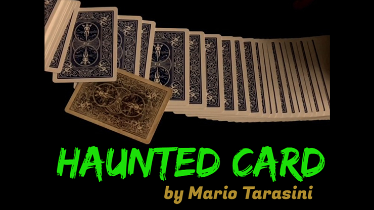 Haunted Card by Mario Tarasini video DOWNLOAD