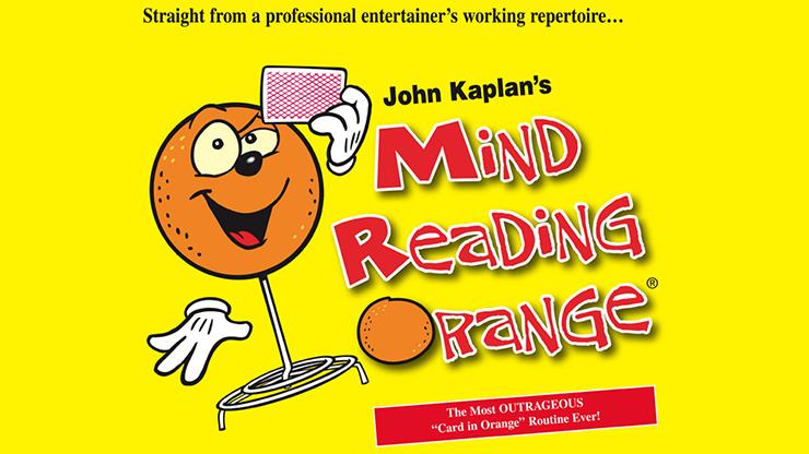 The Mind Reading Orange by John Kaplan video DOWNLOAD