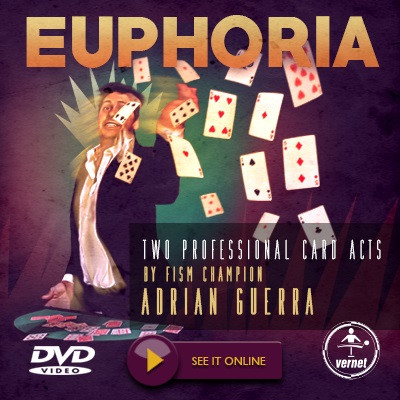 Euphoria by Adrian Guerra and Vernet