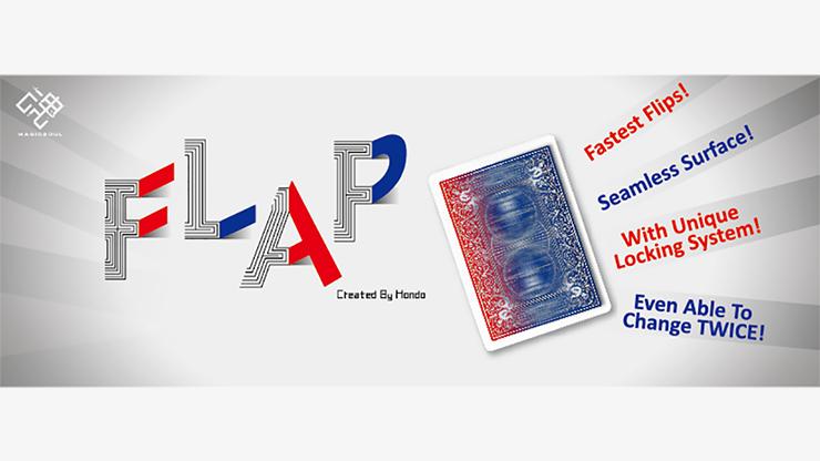 Modern Flap Card by Hondo