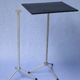 Universal Table Base mit Tischplatte (light)