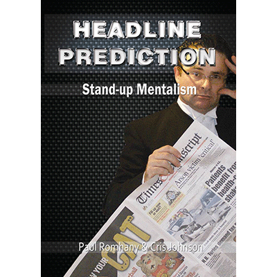 Headline Prediction (Pro Series Vol 8) by Paul Romhany - eBook DOWNLOAD