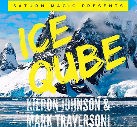 Ice Qube by Kieron Johnson & Mark Traversoni