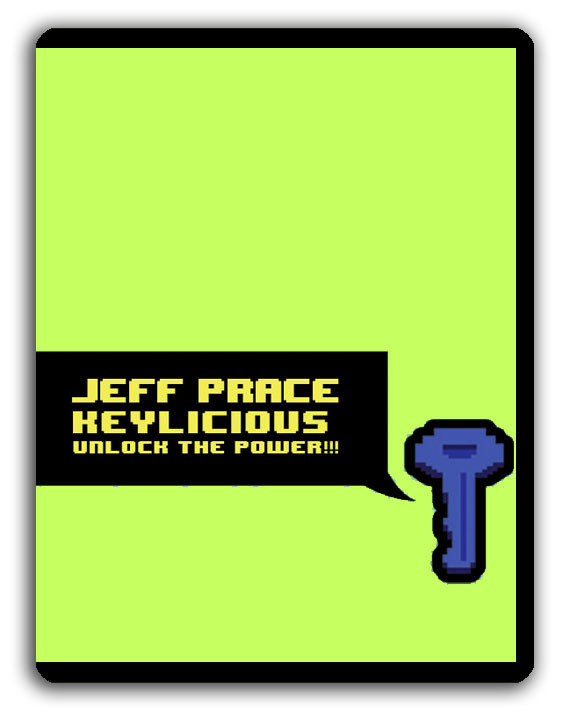 Keylicious by Jeff Prace ( DVD & Gimmick )
