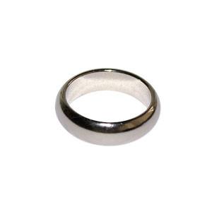 Magnetischer Ring Silber 20 mm - Magnetic Ring