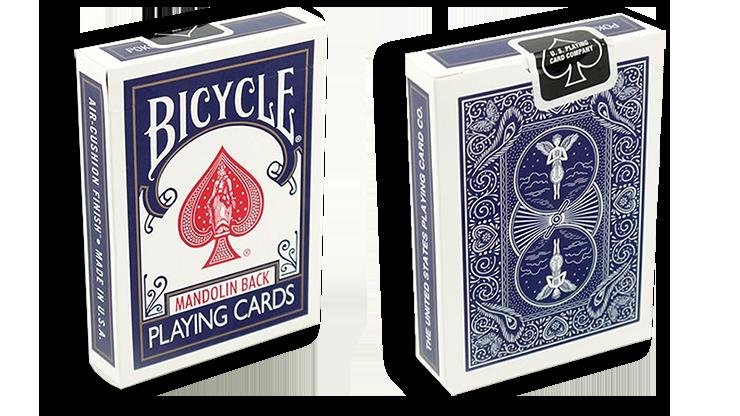 Bicycle Mandolin 809 Karten (blau) by USPCC