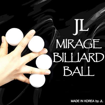 Mirage Billiard Balls by JL