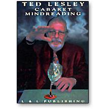 Cabaret Mindreading Vol. 1, Ted Lesley (DVD)