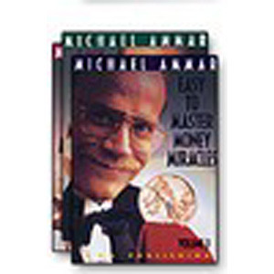Easy to Master Money Miracles Vol 1 - Michael Ammar (DVD)