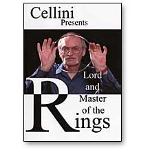 Lord and Master of the Rings - Cellini (DVD)