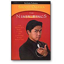 The Ninja Rings - Shoot Ogawa (DVD)
